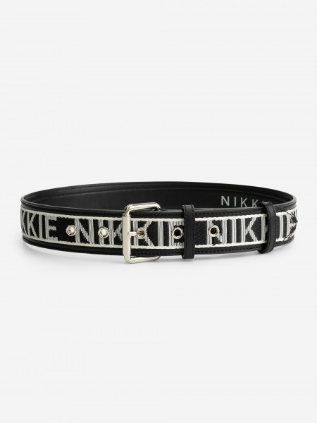 Black NIKKIE belt