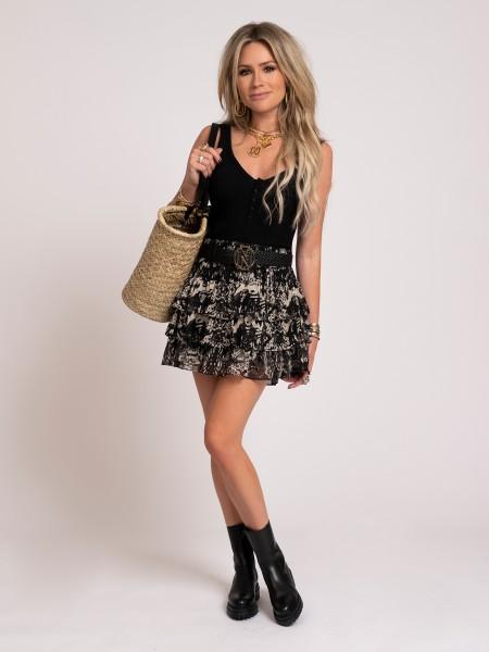 Fay-Lee Ruffle Skirt