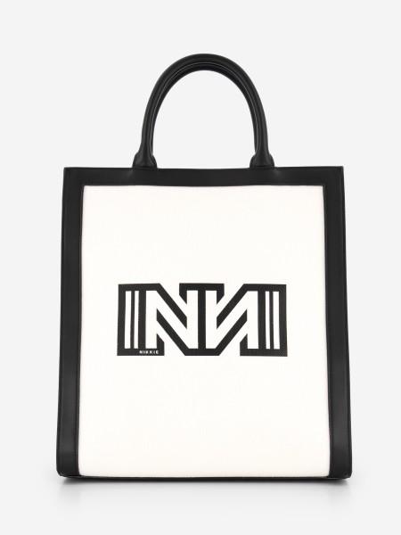 BAG WITH NN ARTWORK