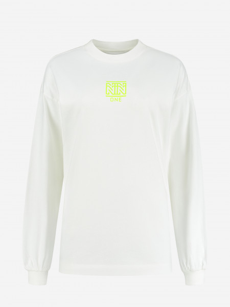 LONG SLEEVE T-SHIRT WITH ONE ARTWORK