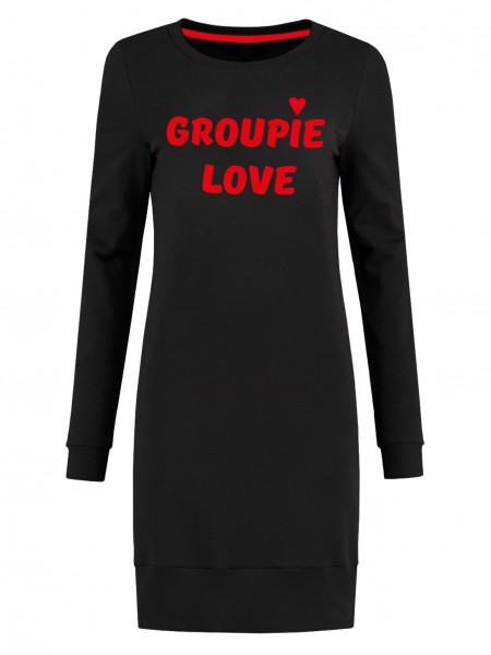 Groupie Love Sweatdress