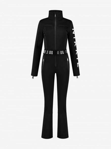 Black ski jumpsuit