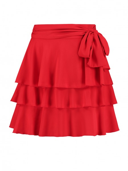 Rena Knotted Skirt