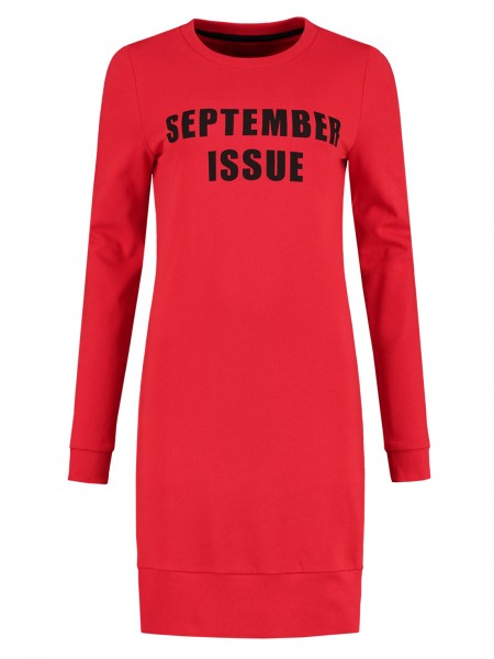 September Issue Sweatdress