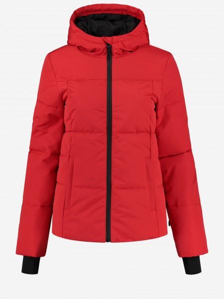 Rode ski jas