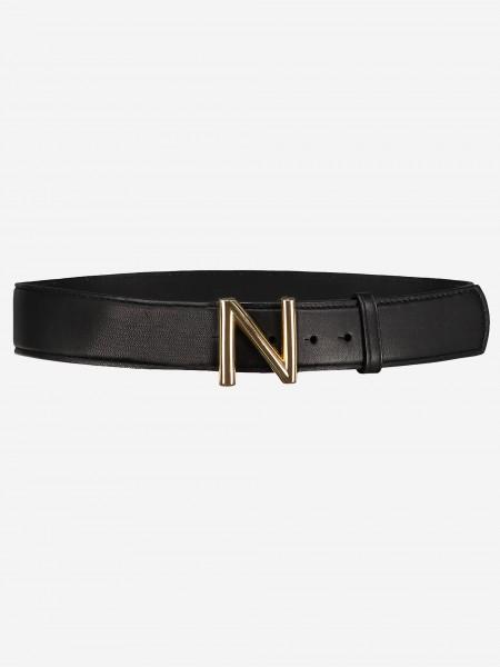Riem met N logo gesp