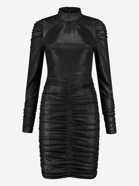 Lurex glitter jurk