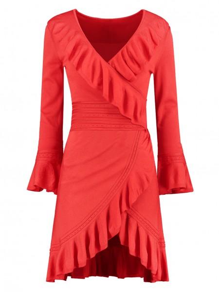 Jori Ruffle Dress