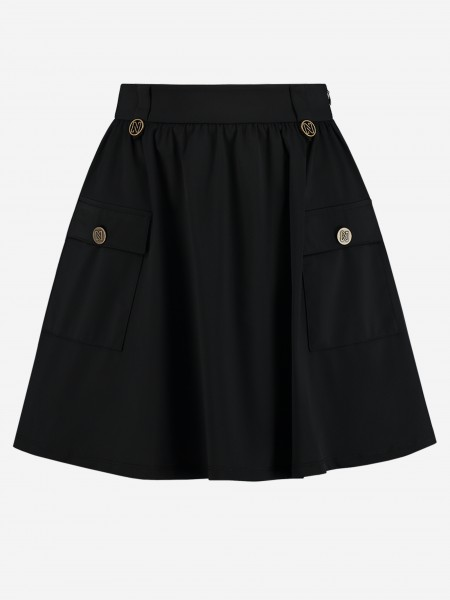 SKIRT WITH POCKETS AND BUTTONS