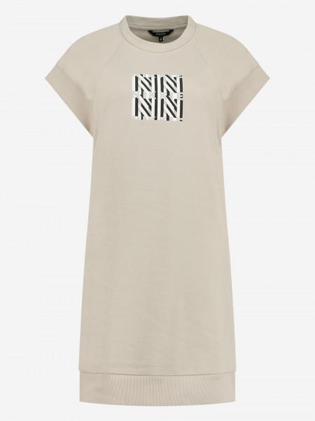 T-shirtdress with artwork