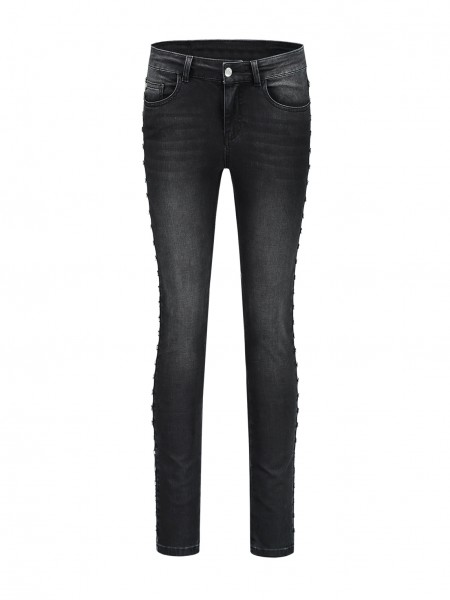 Betty Hexagon Skinny Jeans