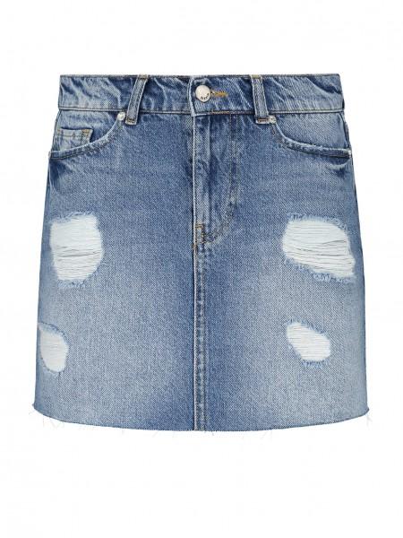 Becky Denim Skirt