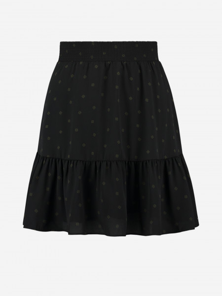 skirt with small N logos