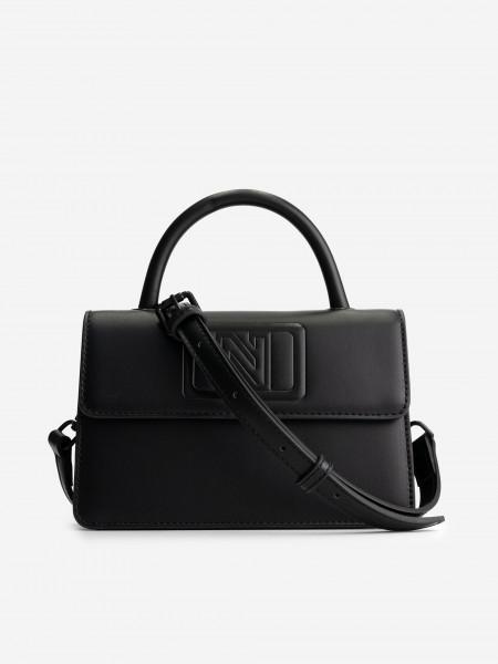 Mini bag with N logo