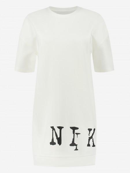 DRESS WITH NIKKIE LOGO