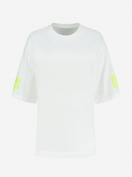 OVERSIZED T-SHIRT WITH ONE ARTWORK
