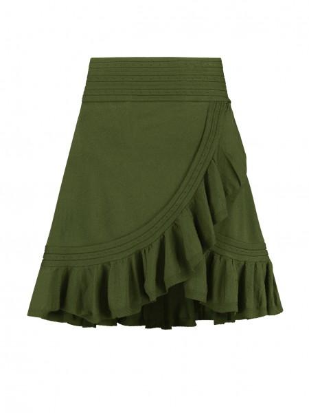 Jori Ruffle Skirt