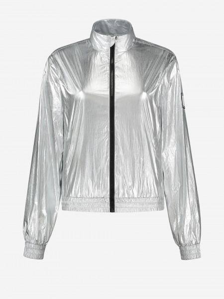 Silver Metallic jacket