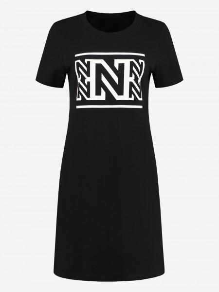 Tee Dress Met NNN-Artwork