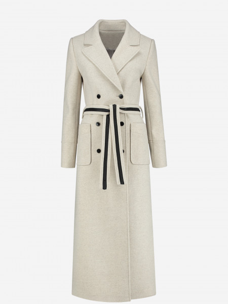 Long coat with big pockets
