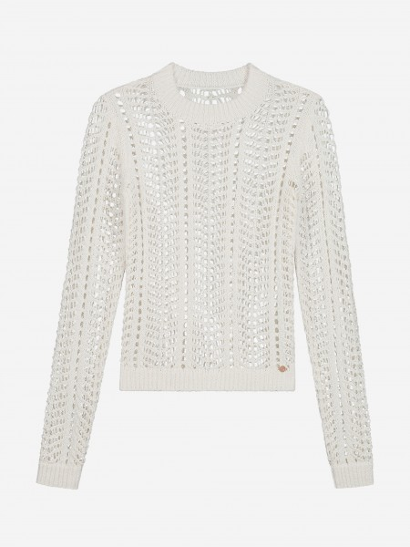 Tight knitted long sleeve
