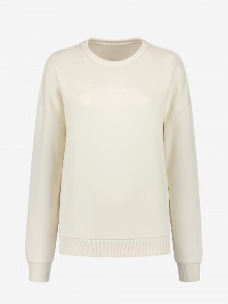effen sweater met nikkie logo