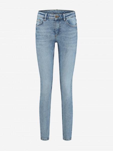 Five pocket denim jeans