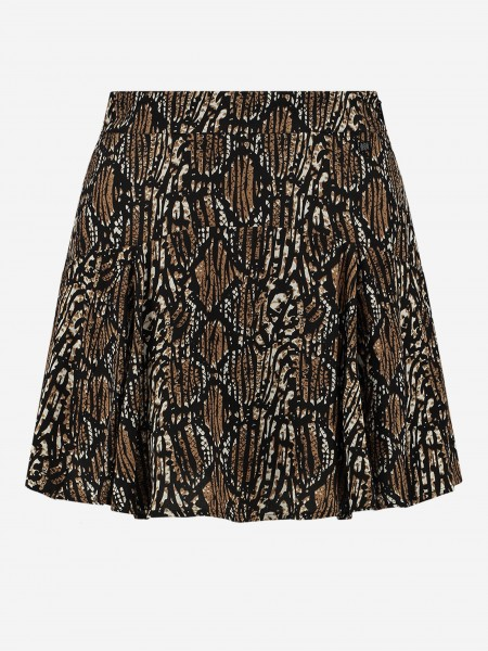 SKORT WITH ALL OVER PRINT