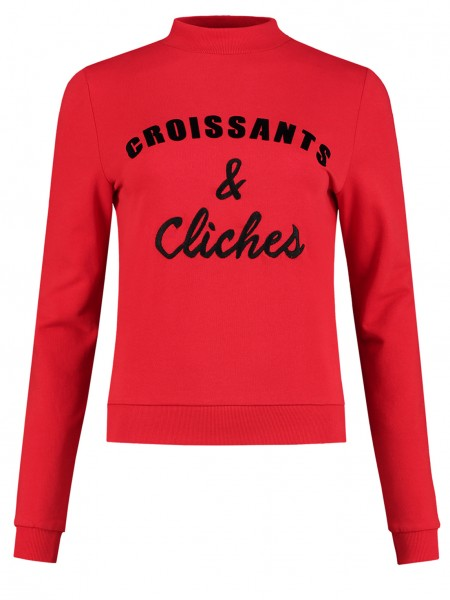 Croissant Sweater