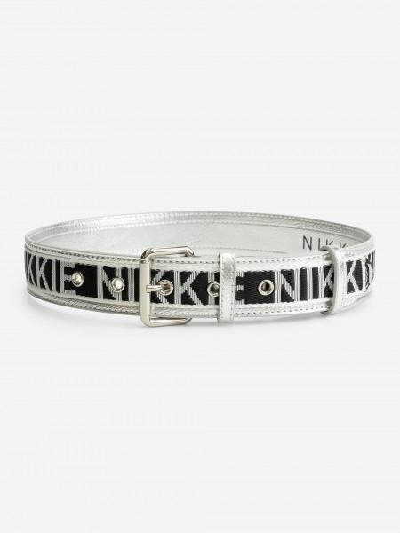 Silver NIKKIE belt