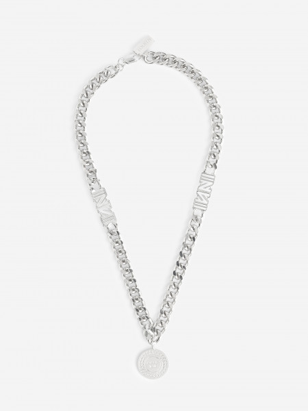 CHAIN NECKLACE WITH PENDANT